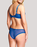 Asher Balconnet Bra And Brief Sapphire TKD LIngerie Cleo Fashion B1