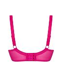 Girls Night Eye Spy Balcony Bra Hot Pink TKD Lingerie Curvy Kate Fashion CB1