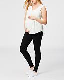Gum Drops Nursing Swing Top White TKD Lingerie Cake Maternity Clothing F2