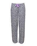 Laura Animal Print Pant Grey Mix TKD Lingerie Cyberjammies CF1