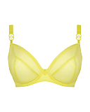 Lifestyle Plunge Bra Lemon TKD Lingerie Curvy Kate Fashion CF1