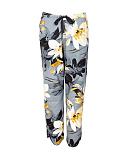 Rachel Floral Print PJ Set Grey Mix TKD Lingerie Cyberjammies Fashion CF2