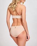 TKD Lingerie Core Panache Evie Strapless Nude Bra Brief B
