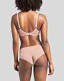 Tango Balconnet Bra And Brief Rose Dust TKD Lingerie Panache Fashion B1