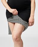 Trifle Reversible Maternity Dress Black TKD Lingerie Cake Maternity Clothing F2aa
