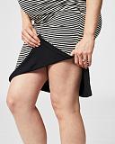 Trifle Reversible Maternity Dress Black White TKD Lingerie Cake Maternity Clothing F2a