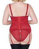 curvy kate surrender red basque ST2407 brief ST2405 pb