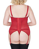 curvy kate surrender red basque ST2407 thong ST2402 pb