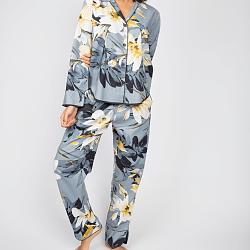 Rachel Floral Print Pyjama Set