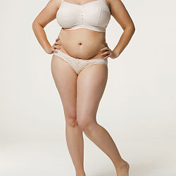 Apricot Sorbet Non Wired Full Cup Nursing Bra