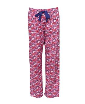 Connie Fan Print Pant