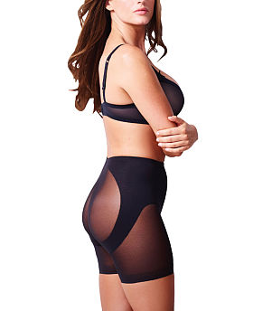 Miraclesuit Sexy Sheer Rear Lifting Short