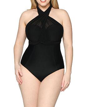 Wrapsody Bandeau Swimsuit