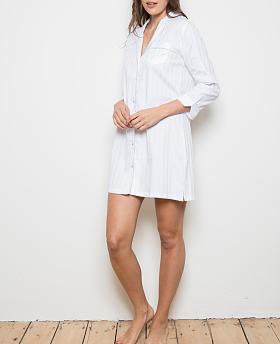 Superfine Cotton Shadow Stripe Shirt