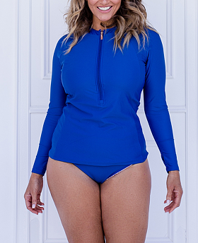 Ellenny Swim Long Sleeve Rash Vest