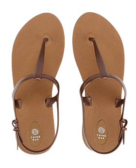 Journey Sandals Toffee/Copper
