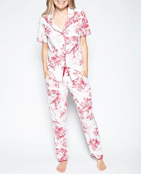 Kristen Tiger Print Pyjama Set