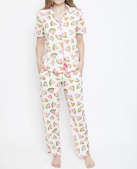 Pippa Watermelon Print Pant