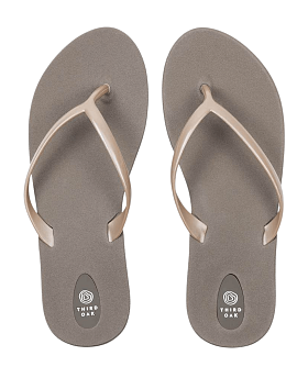 Scout Flip Flops Fawn/Aged Gold