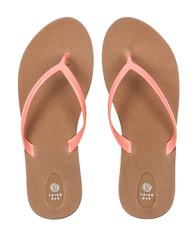 Scout Flip Flops Toffee/Coral