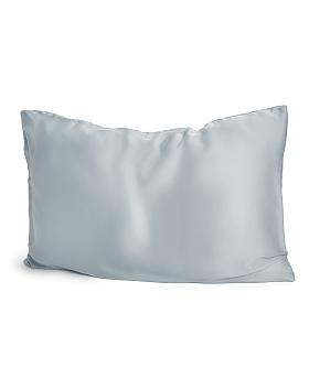 Silk Pillowcase Silver
