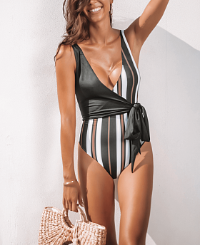 Xanthorr Reversible Swimsuit