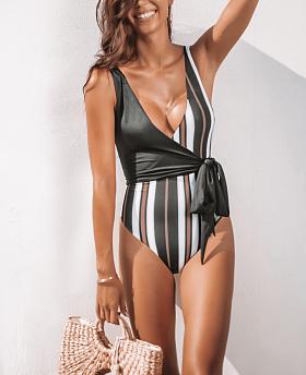 Xanthorr Reversible Swimsuit