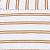 Gold/White Stripe
